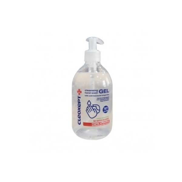 Handgel 500ml Cleoxept